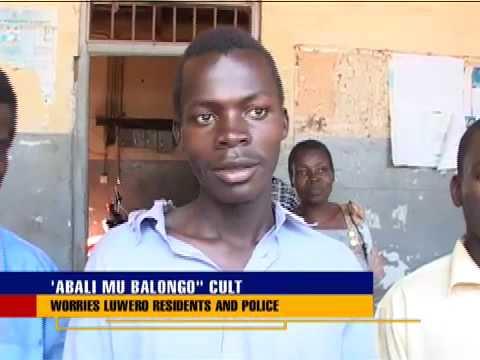 Police arrest abalongo cult members