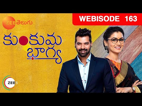 Kumkum Bhagya - Indian Telugu Story - Episode 163 - Zee Telugu TV Serial - Webisode