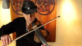 Electric Violin - Deep Well Sessions - Streets of Inwood - Geoffrey Castle
