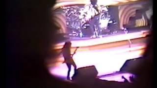 Anthrax Live In Detroit Mi Cobo Arena 1989 04 29