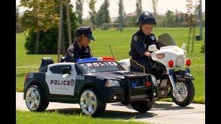 Sidewalk Cops ORIGINAL - The Litterbug | Police Kids Compilation