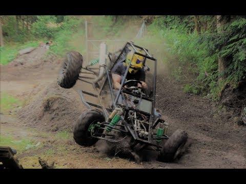Buggy Piranha Yamaha XJ600 - смотреть онлайн на Hah Life
