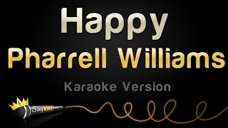 Pharrell Williams   Happy (Karaoke Version)