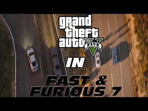 Furious 7 Ending Scene