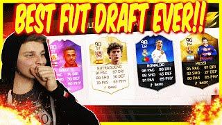 BEST FUT DRAFT EVER  FIFA 16 FUT DRAFT ULTIMATE TEAM DEUTSCH