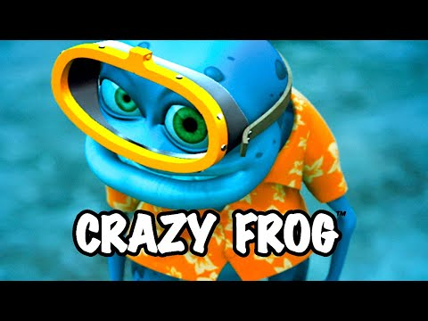 Crazy Frog - Popcorn (Official Video)