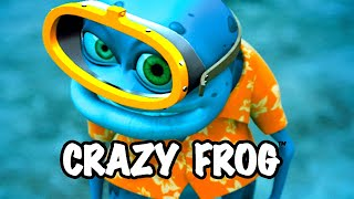 Crazy Frog   Popcorn (Official Video)