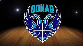 Aftertalk Donar - Rotterdam 8-9-2017 met Evan, coach Braal en Stephen