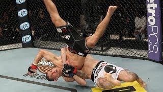 Every Slam Finish in UFC History
