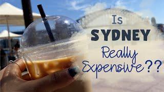 How EXPENSIVE is Sydney to Travel?   Australia Travel Vlog
