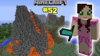 Minecraft: MASSIVE VOLCANO CAPTURE CHALLENGE [EPS6] [52]