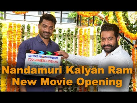Nandamuri Kalyan Ram New Movie Opening