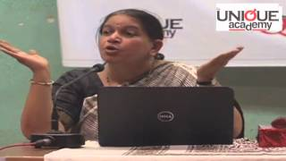 Dr. Amita Bhide's Lecture on Understanding the Urban Conceptually