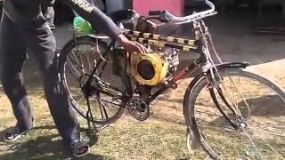 أسرع دراجة هوائية تم تحويرهة