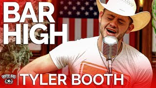 Tyler Booth - Bar High (Acoustic) // Country Rebel HQ Session