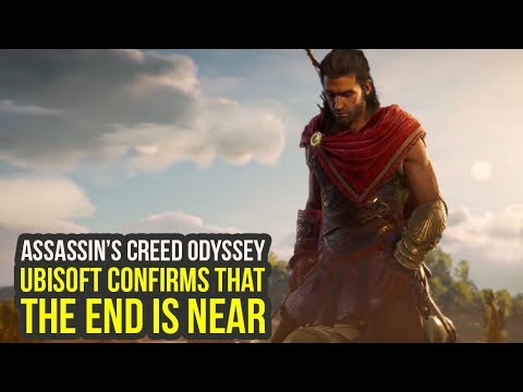 Assassin's Creed Odyssey DLC - Ubisoft Confirms That There Will Be No Year 2 (AC Odyssey DLC)