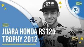 Profil Enea Bastianini - Pembalap Italia yang Membalap untuk Italtrans Racing Team di Moto2