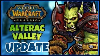 MORE Classic WoW UPDATES!!! 1.12 AV CONFIRMED | Classic WoW News