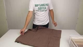 Полотенца оптом лучшая цена, 50 х 90 см., 6 шт./уп. M10094 от компании МИР БАМБУКА ОПТ. Полотенце, халат, простынь оптом, Одесса, 7 км. - видео