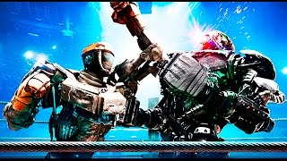 Real Steel WRB All SP 2 & RIP OFF ALL ROBOTS Series of fights NEW ROBOT (Живая Сталь)