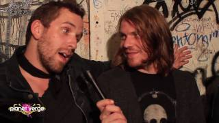 PV TV TAKEOVER: Those Mockingbirds interview The Gay Blades
