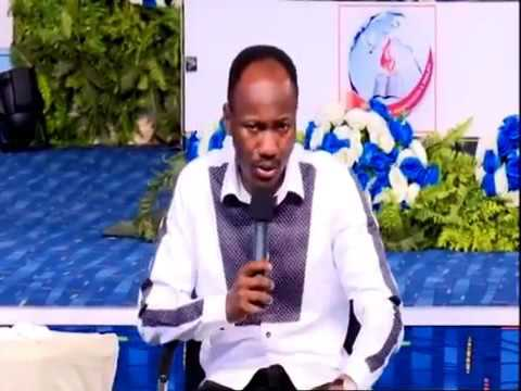 Apostle  ( Prof) Johnson Suleman # Twenty Mistakes Boys Do in Relationships 3of3