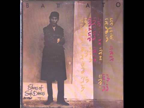 Franco Battiato - I Want to See You as a Dancer - da ECHOES OF SUFI DANCES (1985)