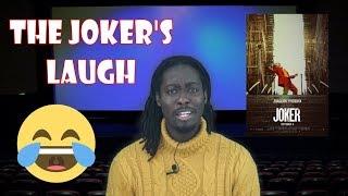S1-30 - Popular Movies - The Joker's Laugh