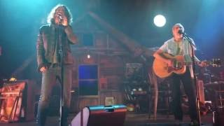 Yusuf/Cat Stevens with Chris Cornell - Wild World 10/6/2016 Pantages Theater Los Angeles
