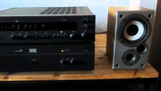 NAD 2200 PreAmp 1155 AR TSW 510 - Most Popular Videos