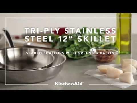 Video Rendlík s oboustrannou výlevkou KitchenAid 16 cm 1,5 l 2