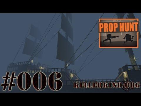 Prop Hunt #6 – Grüße aus dem Krähennest ★ Let's Play Garry's Mod: Prop Hunt [HD|60FPS]
