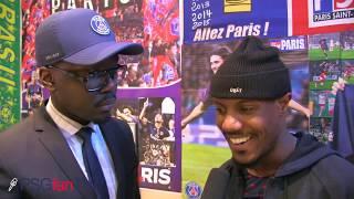 FC Villefranche-B. Vs PSG 0-3   Paredes M'a Fait Kiffer ! (Yungsteph)