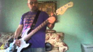 Anti-Flag Good and Ready BASS COVER
