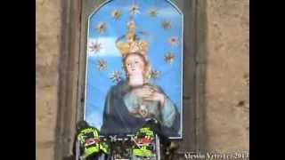 preview picture of video 'Festa Maria SS. Immacolata - Enna 2013 (1)'