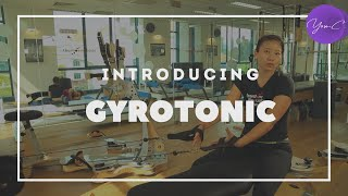 INTRODUCTING GYROTONIC ✨ GET FIT #43