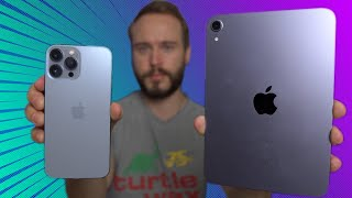 Apple iPhone 13 Pro Max & Apple iPad mini (2021) Unboxing and First Impressions!