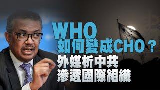 WHO如何變成CHO?外媒析中共滲透國際組織|MIT口罩送達歐洲 中華民國國旗登歐盟官網|晚間8點新聞【2020年4月10日】|新唐人亞太電視