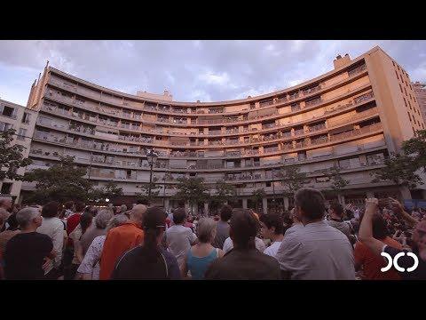 """Retour sur """"Grand ensemble"""", dialogue entre immeuble et orchestre"""