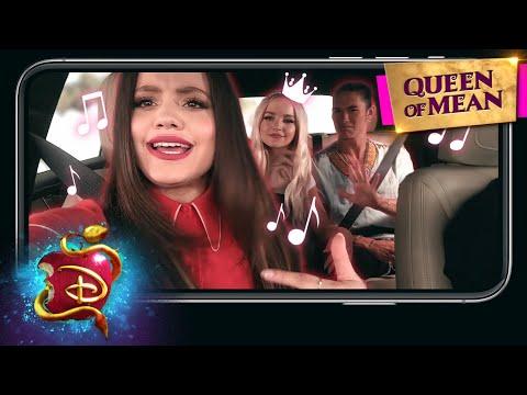 Queen of Mean | CARscendants 🚘 | Descendants 3