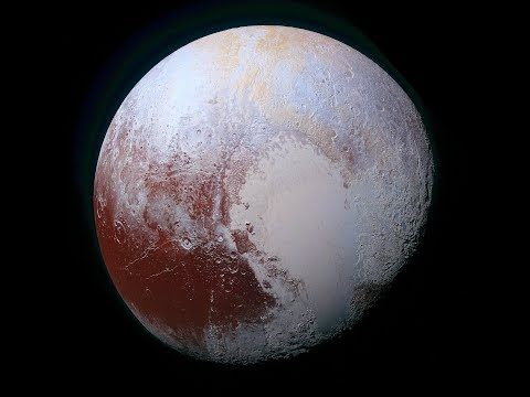 Not Pluto by Johnson Administration