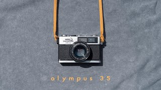 The Perfect Summer Film Camera
