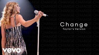 Taylor Swift Change (Taylor's Version)