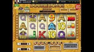 Double Bonus Slot @ DoubleU Casino