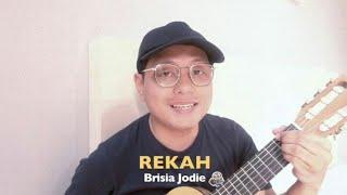 Brisia Jodie   Rekah (Cover By Reynaldo Wijaya)