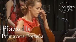 Astor Piazzolla: Primavera Porteña / Sol Gabetta