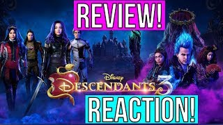Descendants 3 Full Movie 2019 Free Part 1 Th Clip