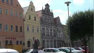preview picture of video 'Polen - Gryfów Śląski'