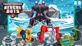 Transformers Rescue Bots: Disaster Dash - Autobot Destroy The Morbot