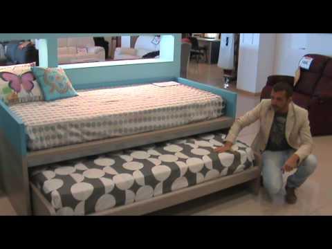 Trucos y Consejos: tipos y alternativas para las camas en dormitorios Juveniles